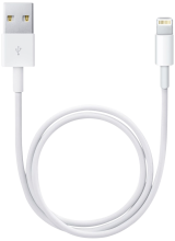 Chargeur apple iphone 2m